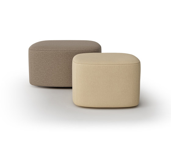 Abbey de Quadrifoglio Group | Poufs