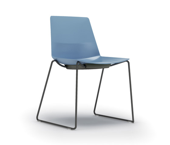 Clue by Quadrifoglio Group | Chairs