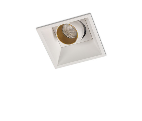 BORDERLINE SQUARE SWIFT PRO 1X COB LED de Orbit | Plafonniers encastrés