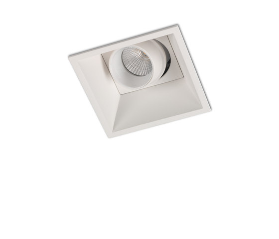 BORDERLINE SQUARE SWIFT PRO 1X COB LED de Orbit   Plafonniers encastrés