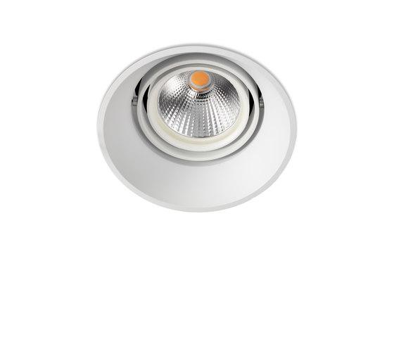 BORDERLINE XL SWIFT 1X COB LED de Orbit | Plafonniers encastrés