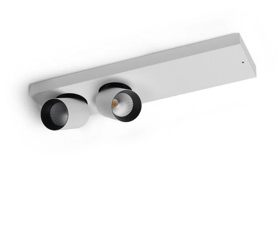 BOGD OUT DOUBLE 2X COB LED von Orbit | Deckenleuchten