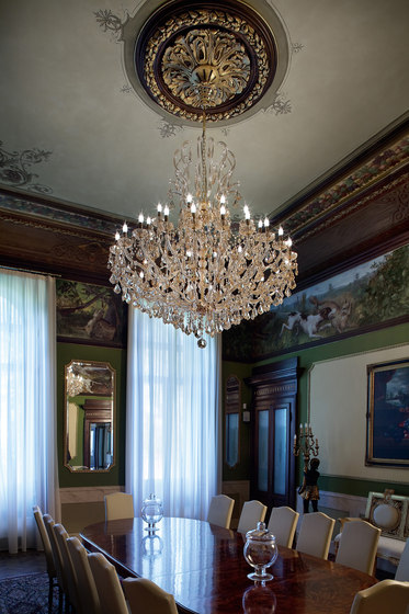 5102-35 CHANDELIER by ITALAMP | Chandeliers