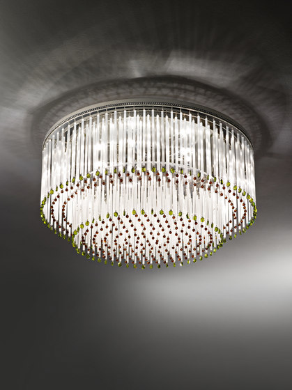 713-59 CEILING LAMP by ITALAMP | Ceiling lights