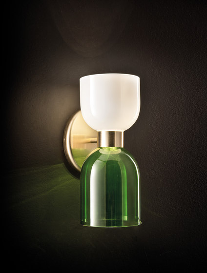 CATERINA WALL LAMP by ITALAMP | Wall lights