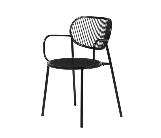 Piper Chair with Armrests by DesignByThem | Chairs