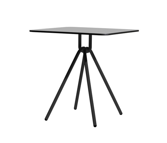 Piper Table Square de DesignByThem | Tables de repas