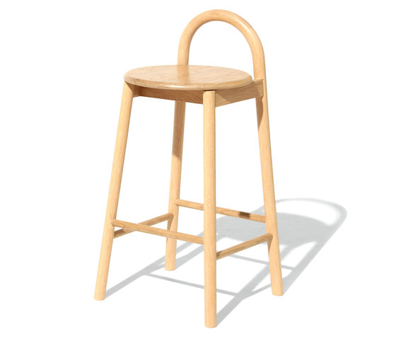 Bobby bar stool barhocker von designbythem architonic for Barhocker englisch