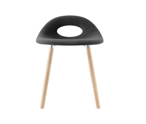 Say O Bar Stool - Wood by Say O | Bar stools