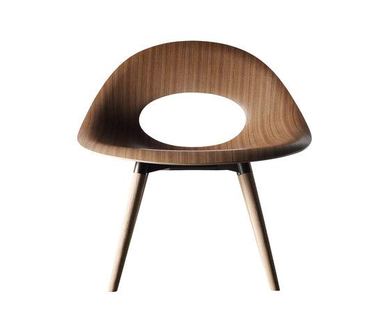 Say O Lounge - Wood by Say O | Armchairs