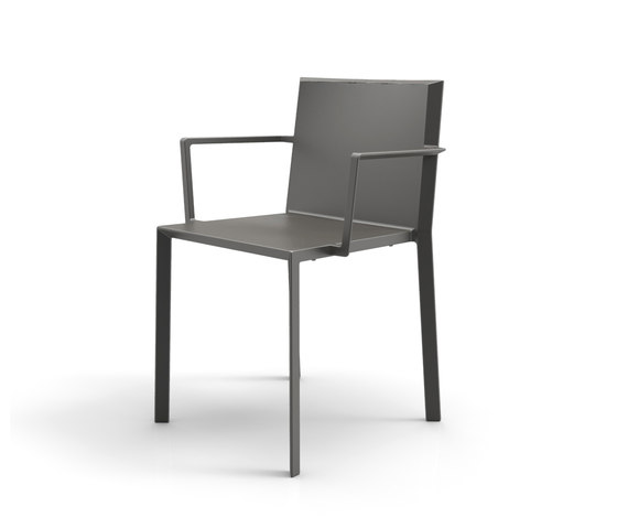 Quartz by Vondom | Visitors chairs / Side chairs