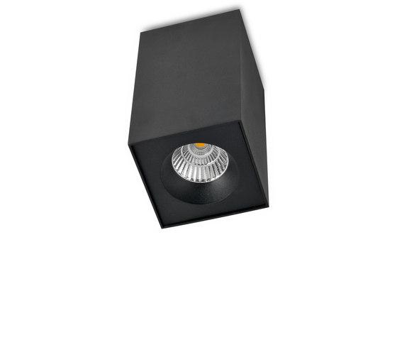 CONE SQUARE UP 1X CONE COB LED di Orbit | Lampade plafoniere