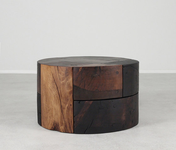 Retazos Solid Wood Cocktail Table by Pfeifer Studio | Coffee tables