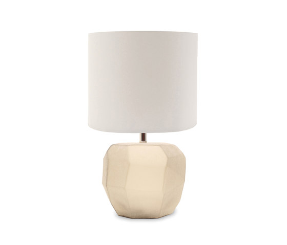 Cubistic tablelamp round by Guaxs | Table lights