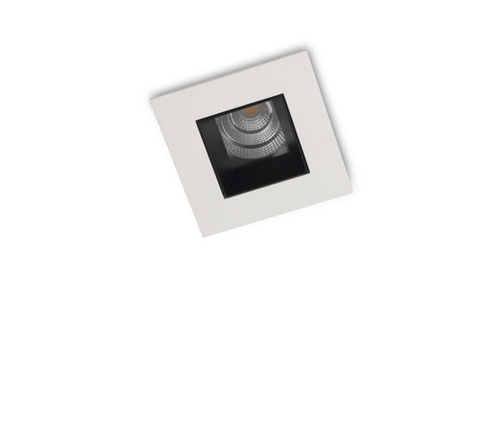 DUO SQUARE DEEP 1X COB LED de Orbit | Plafonniers encastrés