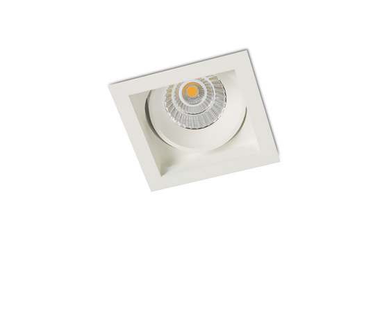 KWADRO CONE SWIFT 1X CONE COB LED de Orbit | Plafonniers encastrés