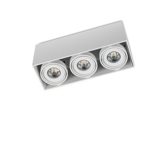 PICCOLO LOOK OUT 3X COB LED von Orbit | Deckenleuchten