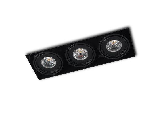 PICCOLO NO FRAME 3X COB LED de Orbit | Plafonniers encastrés