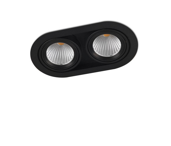 MINI RONDO DOUBLE 2X COB LED by Orbit | General lighting