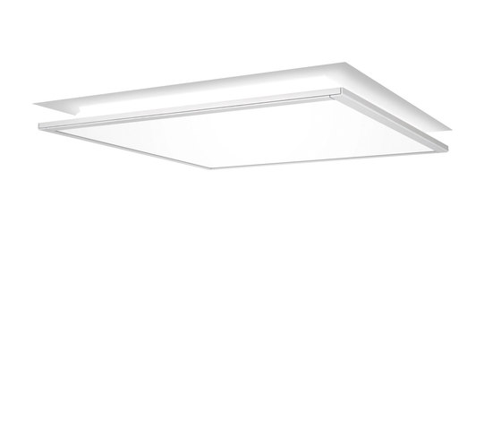 IDOO.fit Recessed and Surface-Mounted Luminaire by H. Waldmann | Recessed ceiling lights