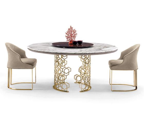 Manfred de Longhi S.p.a. | Tables de repas