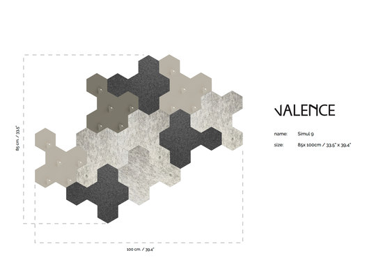 Simul 9 by Valence Design | Hook rails
