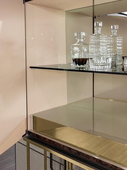 GinzaBar by Longhi S.p.a. | Drinks cabinets