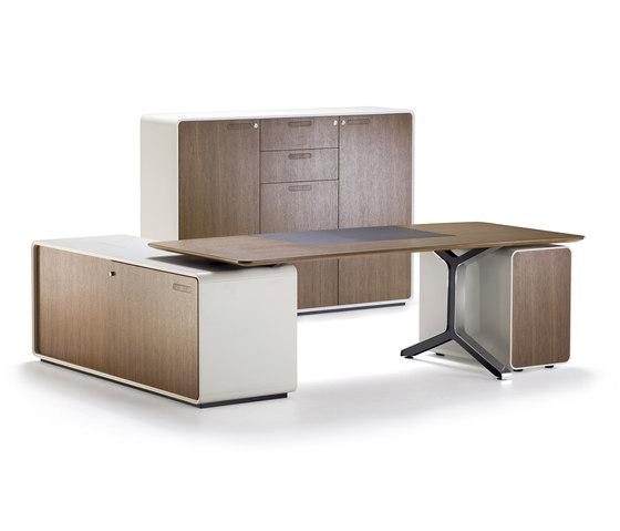 Sitaginline Executive workspace by Sitag   Desks