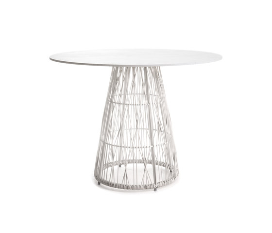 Calyx Dining Table by Kenneth Cobonpue | Dining tables