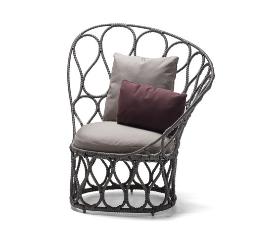Forma Easy Armchair by Kenneth Cobonpue | Chairs