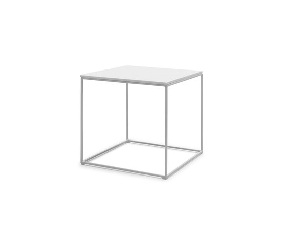 Kaja End Table low by Kenneth Cobonpue | Side tables