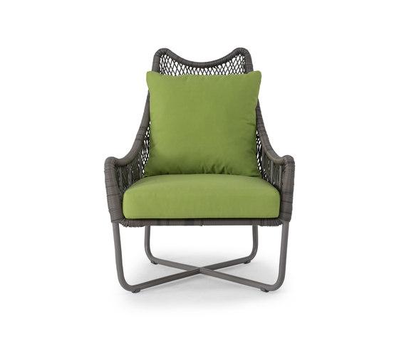 Russel Easy Armchair von Kenneth Cobonpue   Stühle