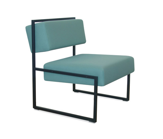 Angle Easy Chair by Neil David | Armchairs