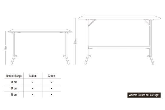 Te   bar table di Jan Cray   Tavoli alti