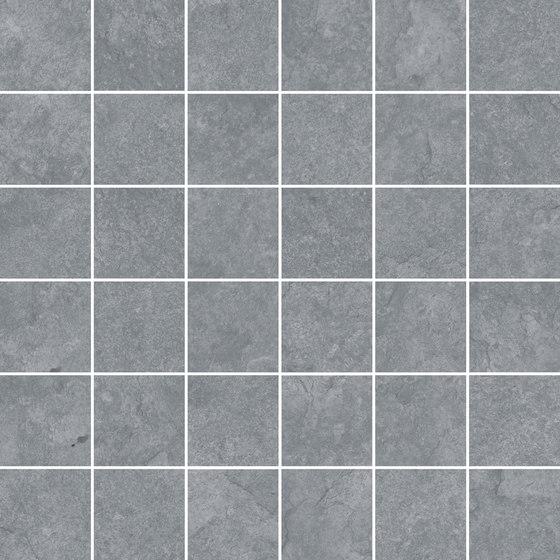 Delta   Mosaico Saria Cemento by VIVES Cerámica   Ceramic mosaics