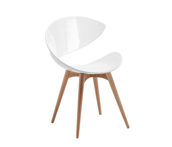 Twist L von Midj | Stühle