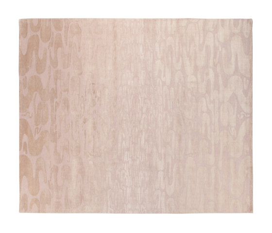 Onde rose by Amini | Rugs