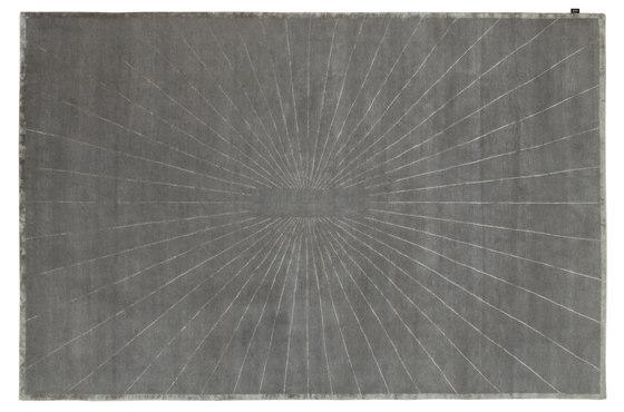 Utopia grey von Amini | Formatteppiche