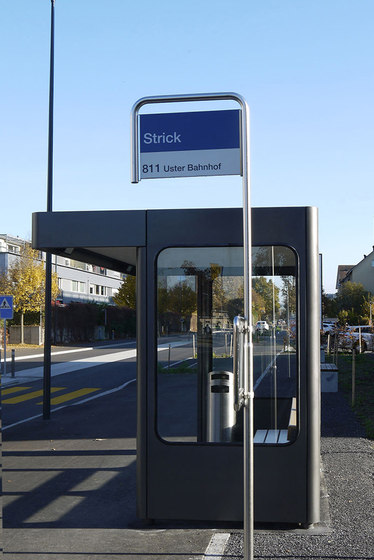 Classic by Alledo by Christen   Bus stop shelters