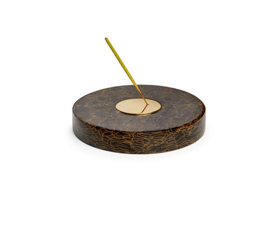 Inland | Incense Burner by GINGER&JAGGER | Living room / Office accessories