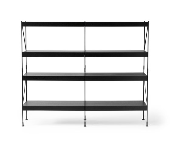 Zet storing system 2x4 by MENU | Shelving