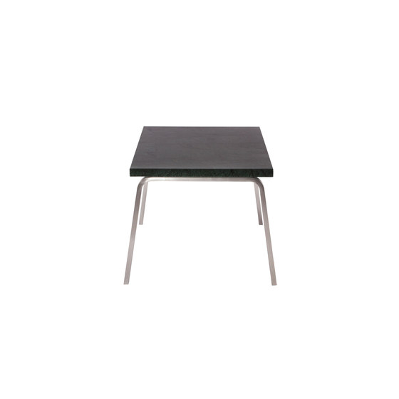 Man Side Table: Tabletop Marble Green by NORR11 | Coffee tables