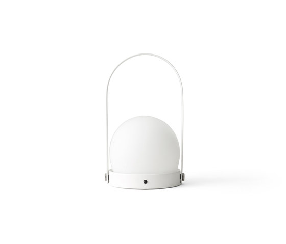 Carrie LED Lamp | White by MENU | General lighting