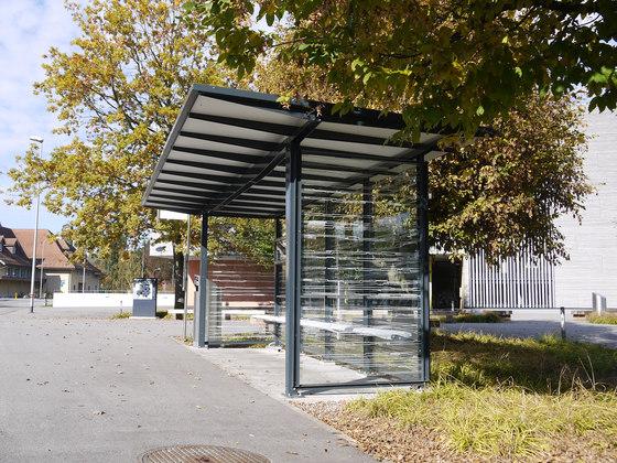 Zen by Alledo by Christen   Bus stop shelters