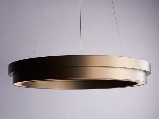 "Circulus 48"" by Karice | Suspended lights"