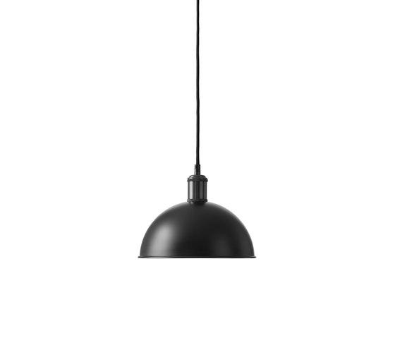 Hubert Pendant | Black Brass by MENU | Suspended lights