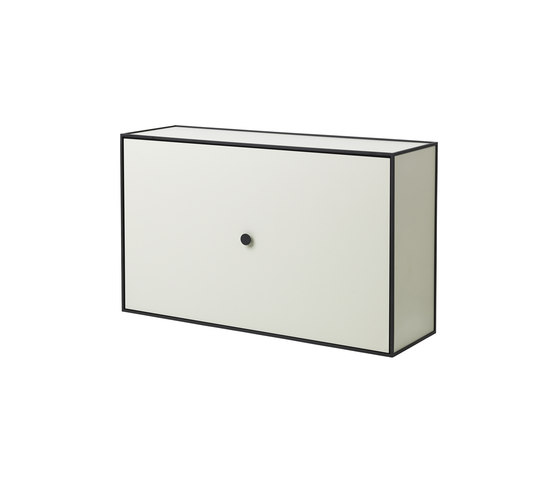 Frame Shoe Cabinet by by Lassen | Cabinets