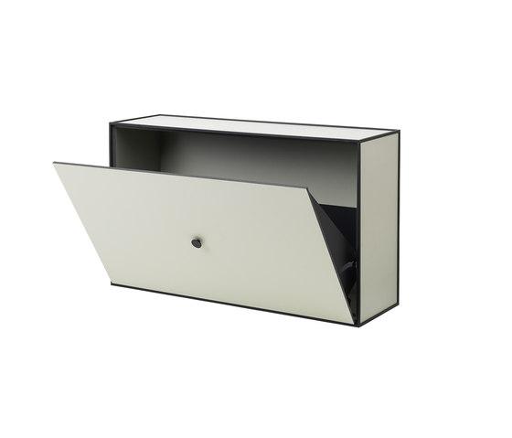 Frame Shoe Cabinet by by Lassen | Shoe cabinets / racks
