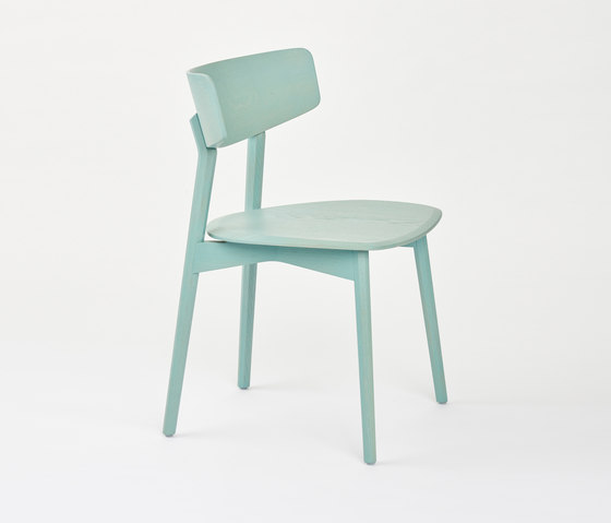 Marlon Solid Wood Dining Chair by AXEL VEIT | Chairs