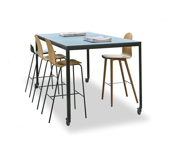 Kant High Table by 8000C | Standing tables